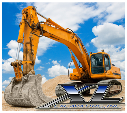 XL Excavating, best site developers, excavation, Erie PA